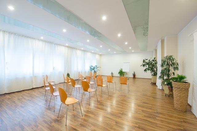 Seminarraum Graz mieten Puchstraße Casa de Guaracy Block 1