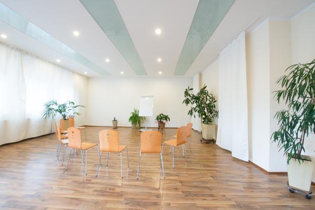 Seminarraum Graz mieten Puchstraße Casa de Guaracy Kreis 2